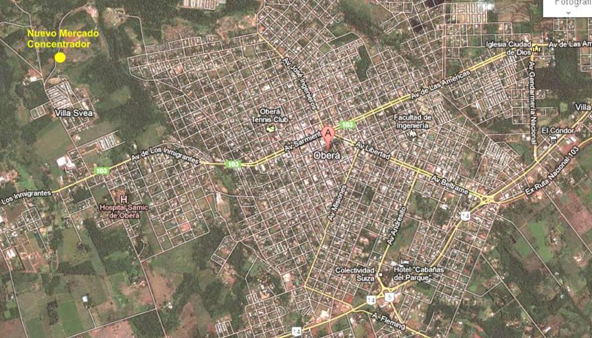 mapa mercado