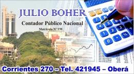 julio boher