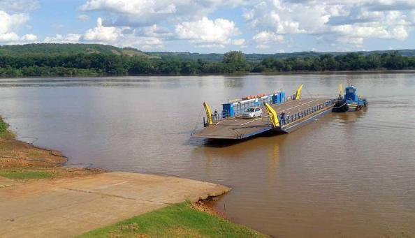 Firmaron acuerdo binacional para construir el puente internacional en SanJavier