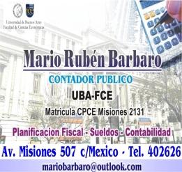 Contador Barbaro