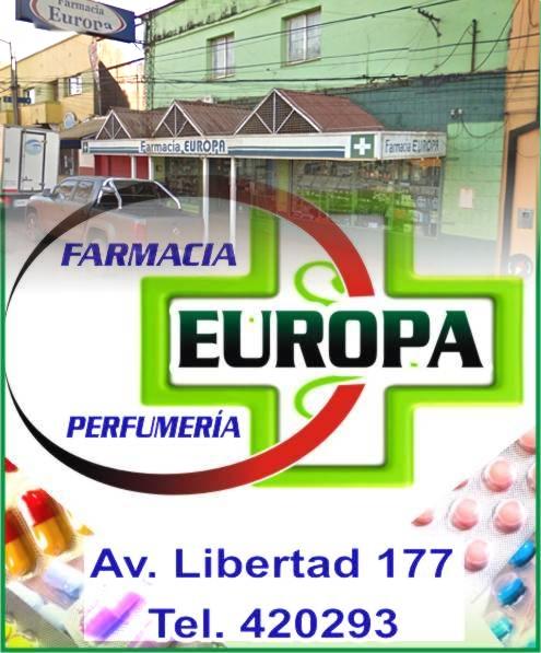 Farmacia Europa2