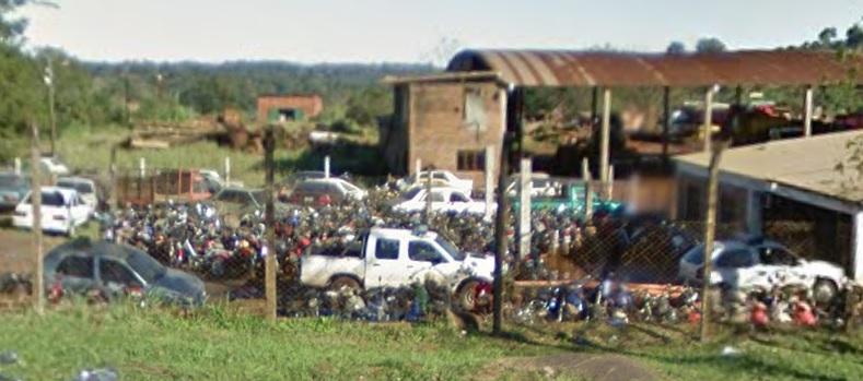 Desmienten que Tránsito haya dejado de secuestrar motos en controles por falta de espacio en elcorralón