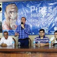 La provincia autorizó a Pires a crear otra empresa para importaciones y exportaciones multirubros