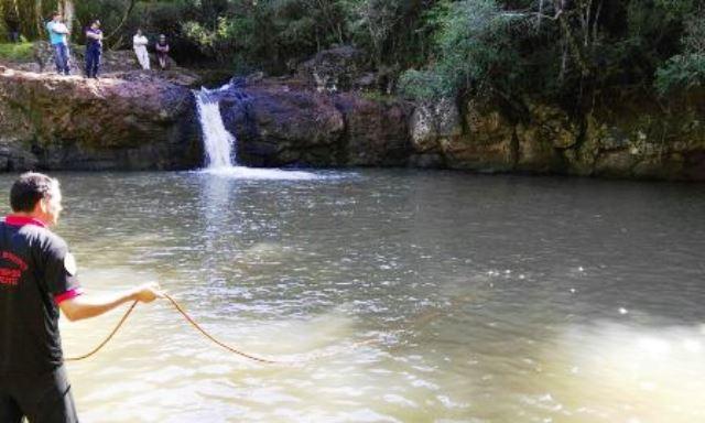 Menor fue a refrescarse y se ahogó en el arroyoRamón