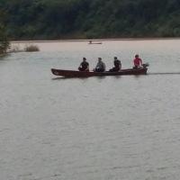 Hallaron un cuerpo en el Río Uruguay