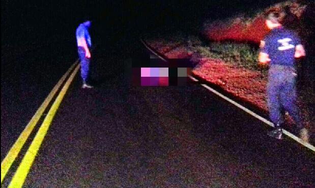 Encontraron el cuerpo de un hombre en la ruta que fueatropellado