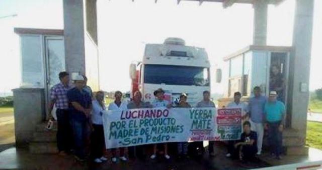 Yerbatazo: Rentas intentó retener el camión con yerba que se dirige a BuenosAires