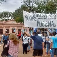 """Docentes marcharán contra el gobierno provincial durante la visita presidencial: """"nos empujan a las calles"""""""