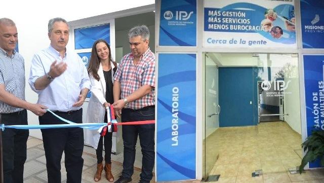 """Otra vez el IPS sin laboratorio ni bioquímico: """"Tenemos funcionarios como Olivera incapaces de haceralgo"""""""