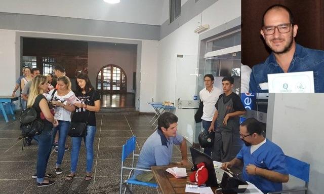 Suspenden colecta de sangre del 5 tras la exitosa concurrencia de donantes elmiércoles
