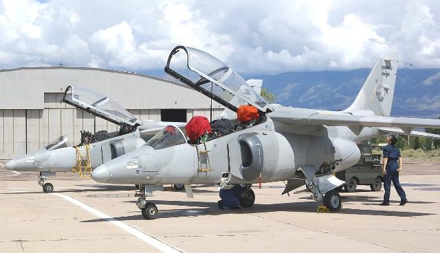 Guatemala canceló la compra de los aviones Pampa III de fabricaciónArgentina