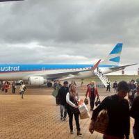Analizan vuelos entre provincias