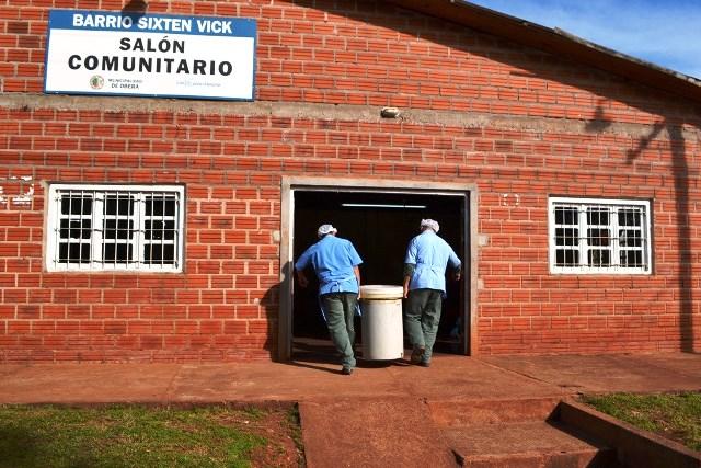 Misiones lidera el ranking de personas que van a comedores comunitarios en el NEA yNOA