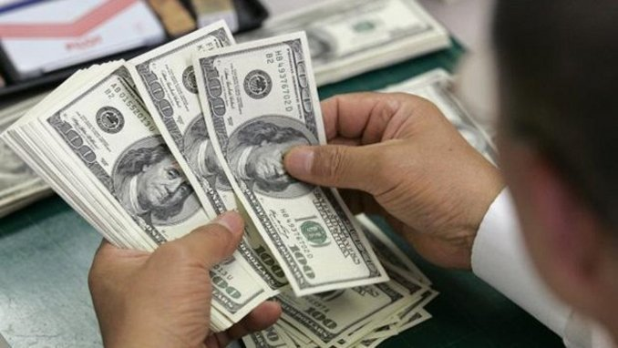 El dólar se dispara hasta 6% y ya se vende a más de $49, en operacionesonline