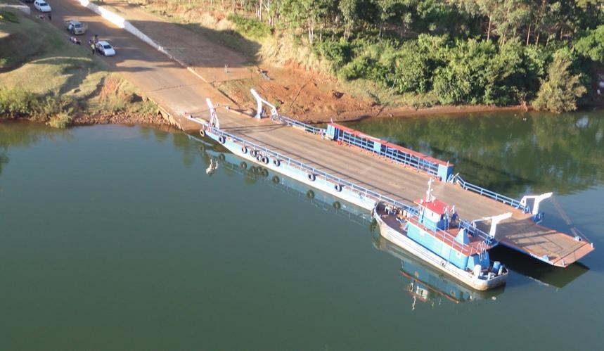 """San Javier-Xavier: """"Si queremos un puente tendremos que hacerlo solos"""" dijeron funcionarios enBrasil"""