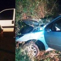 Choque frontal dejó una fallecida y cinco heridos graves en la Ruta 12