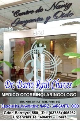 Chaves Dario