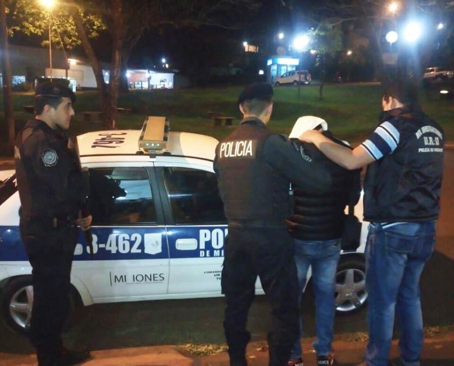 Colombiano detenido30