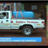 PPT denunció irregularidades en el cuartel de Bomberos de Villa Bonita