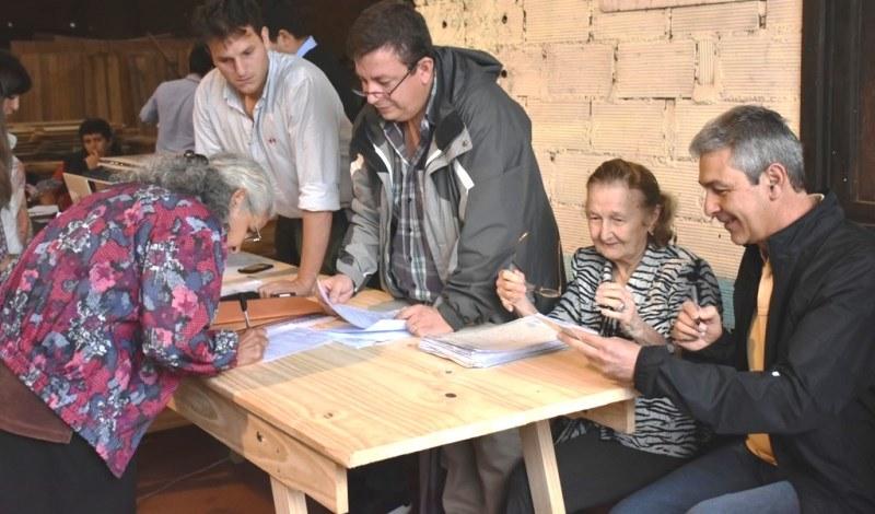 El municipio entregaría la mayoría de los títulos de propiedad este año, son 570 lotes en CienHectáreas