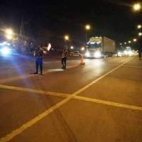 Choque entre dos autos en la ruta 14 dejó tres hospitalizados