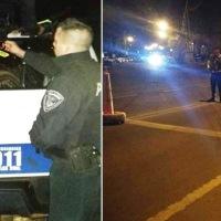 Dos motociclistas realizaban picadas en la ruta 14 y fueron detenidos
