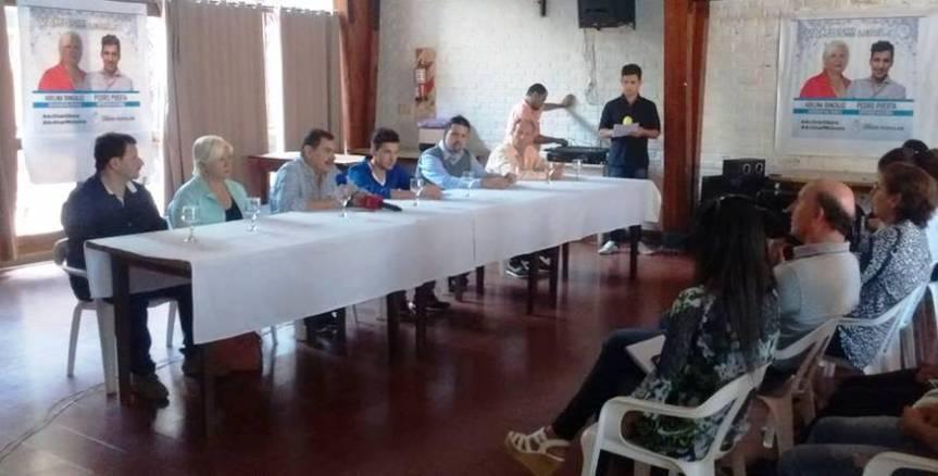 Puerta cuestionó el uso político de la Renovación en el reclamo de la coparticipación aMacri