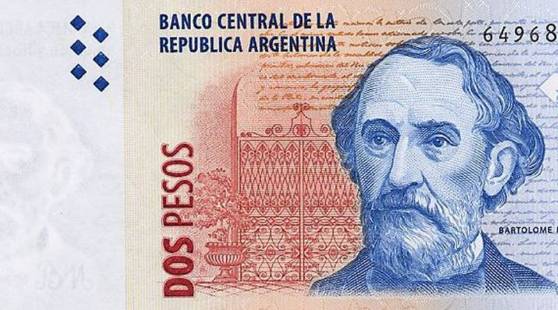 Hoy salen de circulación los billetes de 2pesos