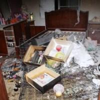 Caso Knack: Uno de los delincuentes sujetaba la puerta para que no puedan salir mientras se quemaban