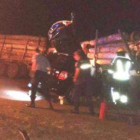 Suboficial falleció tras chocar contra un camión en la ruta