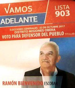 Ramón Escobar