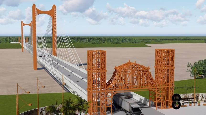 """Yiyi Olivera sobre el puente en San Javier: """"decir que ya está el dinero para la construcción es una barbaridad"""""""