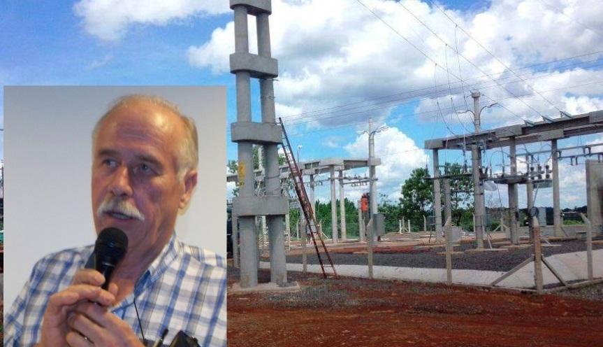 """Aicheler dijo que harán """"un enorme esfuerzo"""" para reducir los cortes de energía durante elverano"""