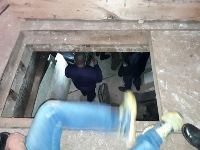 Allanamientos en talleres: Descubren un sótano con más autopartes y ...
