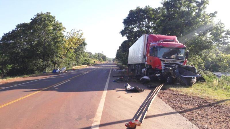 Reclaman medidas para frenar los siniestros viales en la Ruta Nacional14