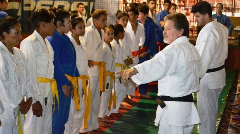 El judo comunitario obtuvo 6 lugares para losEvita