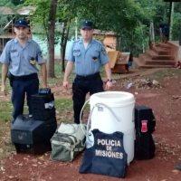 Insólito: contrataron un flete para trasladar lo robado