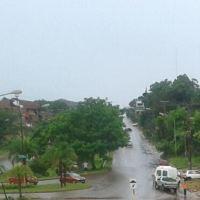 Se esperan lluvias y tormentas además del frío polar