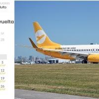 Flybondi lanzó ofertas de vuelo de Posadas a Buenos Aires en $774 desde el 30/04