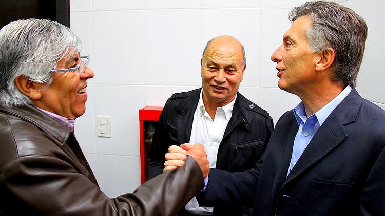 La CGT quiere que Macri se baje para frenar ladevaluación