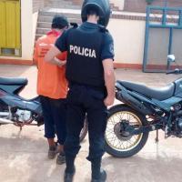 Le robaron la moto mientras dormía en su casa del barrio Oberá 7