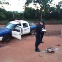 Ladrón fue sorprendido en calle Balcarce con elementos robados por un policía de franco