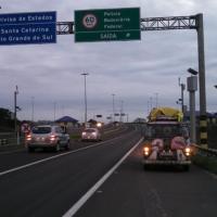 """Argentino """"olvidó"""" a su mujer en una estación de servicio en Brasil"""