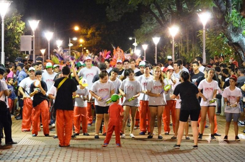 Carnavales obereños se llevarán adelante del 1 al 3 deFebrero