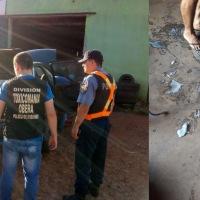 Incautaron neumáticos ocultos dentro de otros ingresados ilegalmente desde Paraguay