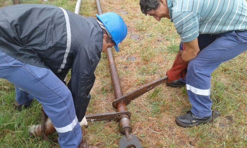 Capacitación sobre el uso del agua subterránea en la industriaalimentaria