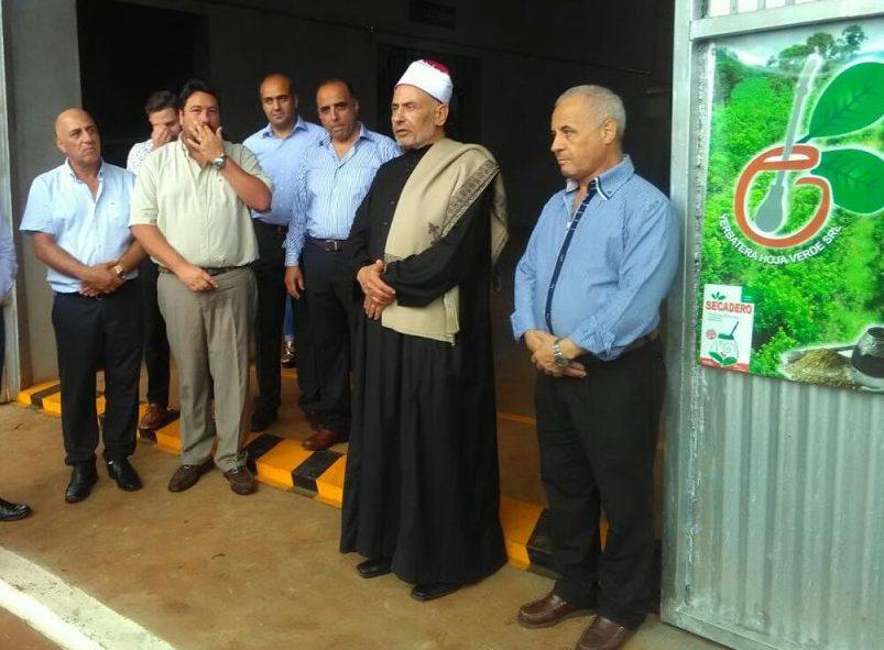 Nueva empresa árabe en Misiones ya exporta 8 millones de kilos de yerba a Siria, Turquía yEgipto