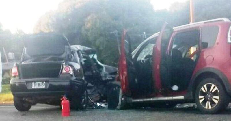 Dos misioneras murieron en un choque sobre Ruta 12 altura RamadaPaso
