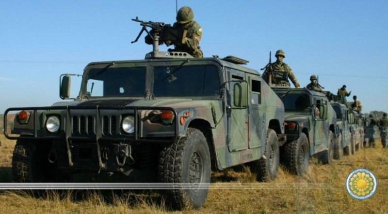 Argentina y EE.UU harán un ejercicio militar conjunto en el Litoral contra armas de destrucciónmasiva