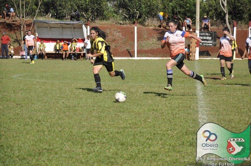 Femenino: la Segunda se juega en VillaBonita